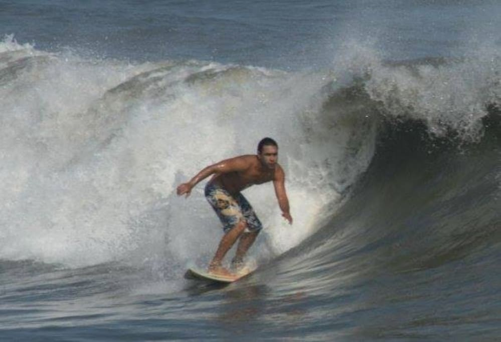 Surf en playas