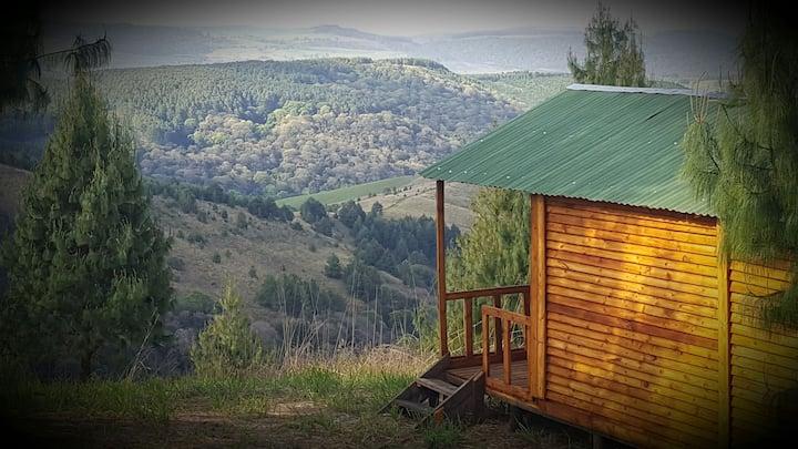2 sleeper Basic Cabin