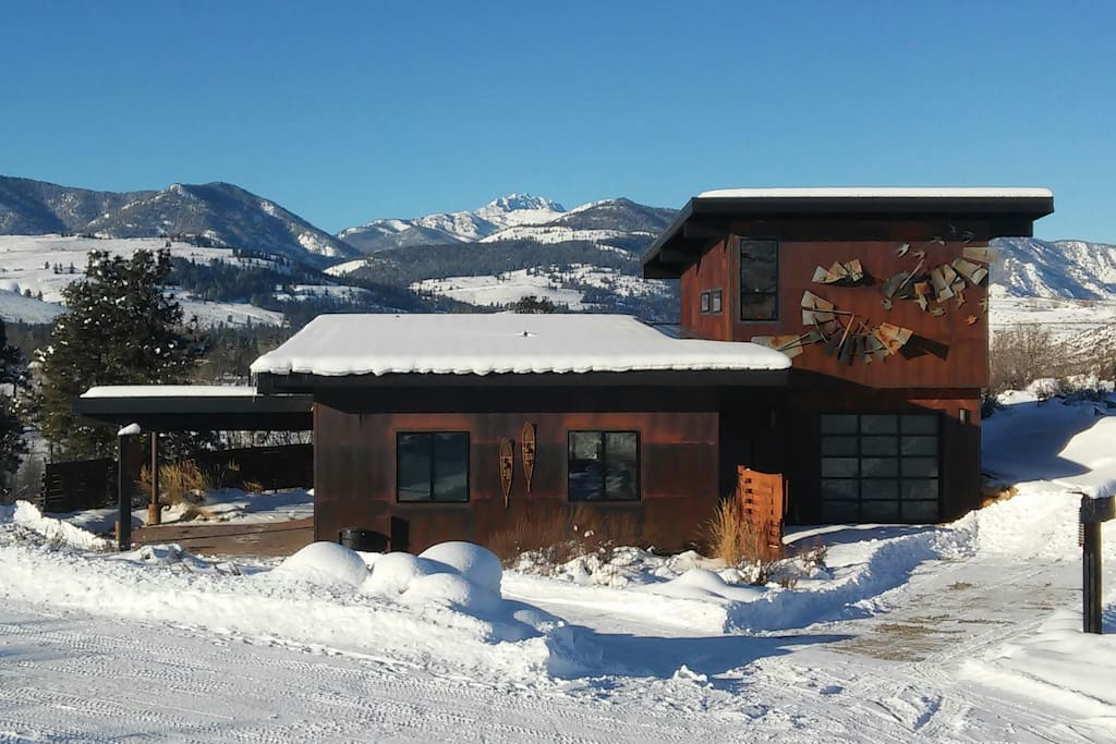 Welcome to Skytop, where Methow Valley adventures begin!