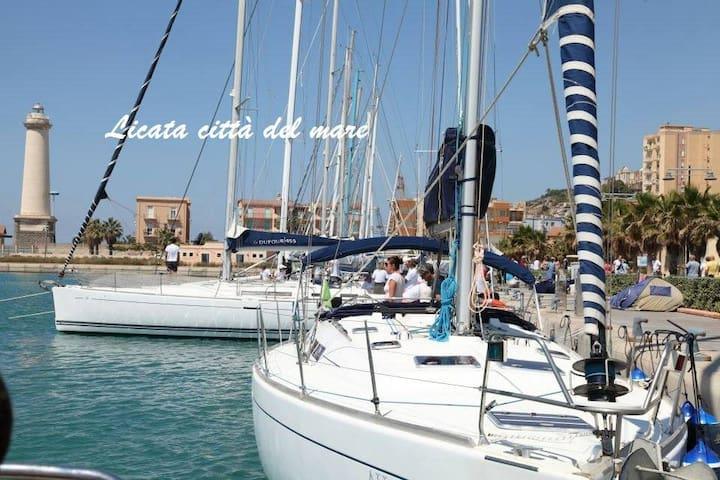 Casa vacanza del sole,Vacanza al Mare - Licata - Apartment