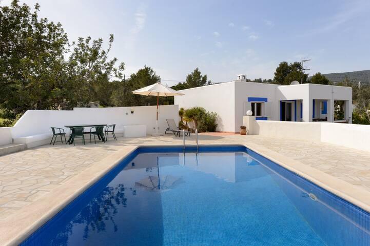 Casa de campo en el Sur de Ibiza - Sant Josep de sa Talaia - Haus