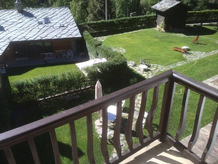 1 bedroom splendid garden view