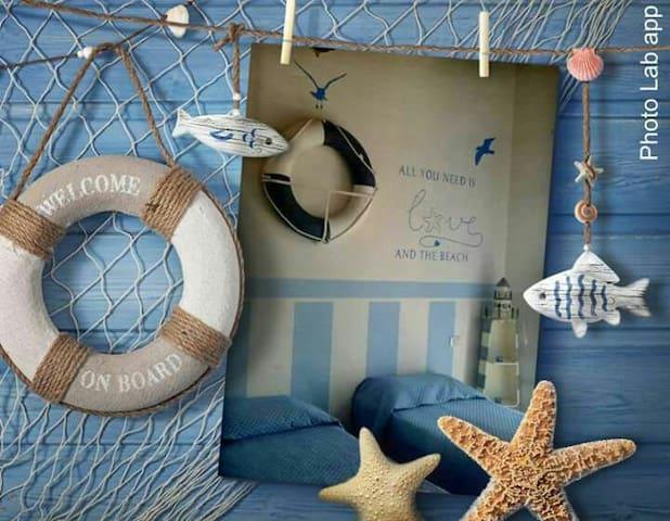 Comodo B&B marinaresco - Sant'Antioco - Bed & Breakfast