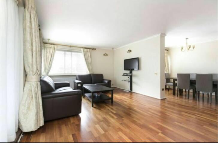 Wunderschöne Luxus Apartment - Bremen - Apartemen