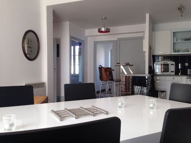 Beautiful apartement in Auxerre - Auxerre - Apartmen