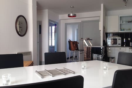 Beautiful apartement in Auxerre - Auxerre