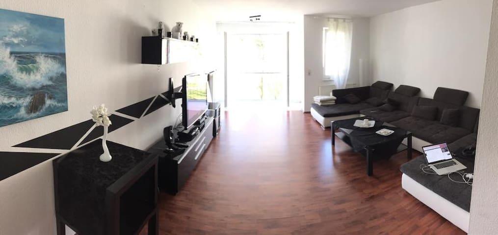 Moderne 2 Zimmerwohnung mit Extras - Brema