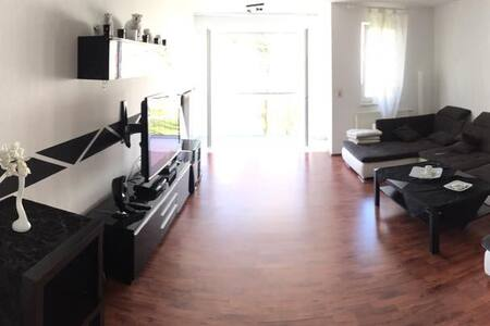 Moderne 2 Zimmerwohnung mit Extras - Bremen - Apartamento