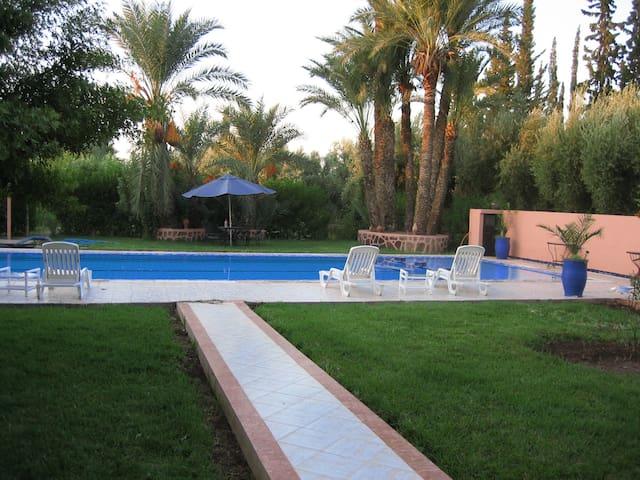 un Havre de Paix à Marrakech - Marrakech - Villa