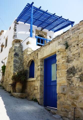 Grande maison typiquement grecque - Kamilari - Haus