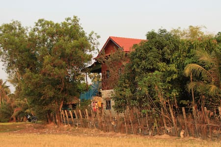 Living Camodia Home Stay - Siem Reap - Haus