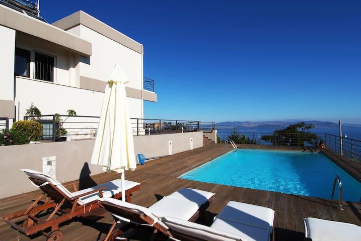 Modern Holiday Villa MARATHON STAR - Schinias - Villa
