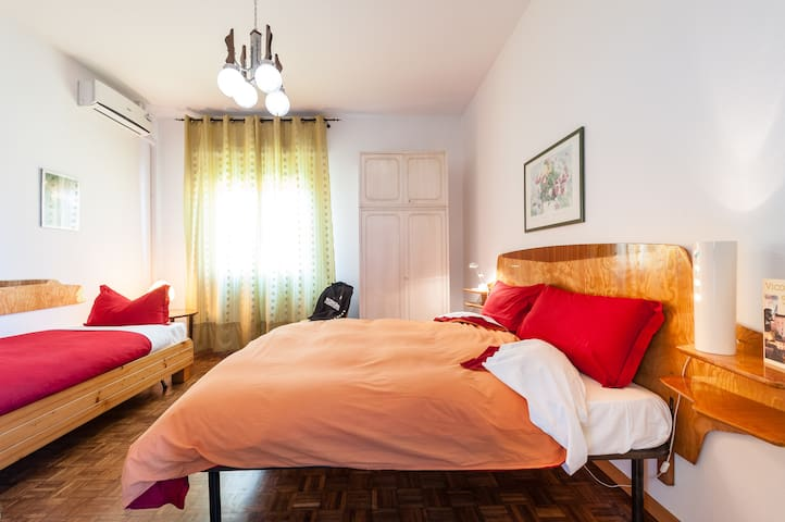 Villa LENZI's B&B triple - Vicopisano - Bed & Breakfast