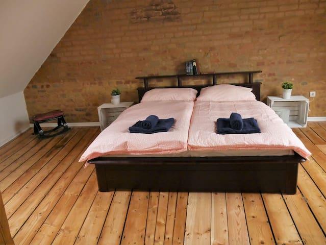 Einzigartige Loft-Wohnung im Herzen der Stadt
