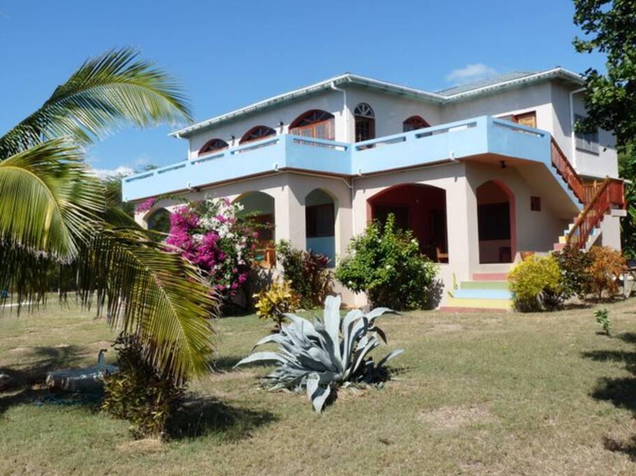 Sandy Rose Villa