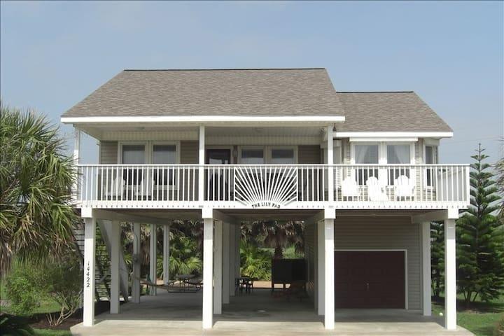 Upscale Family Beach House - Galveston - Dom