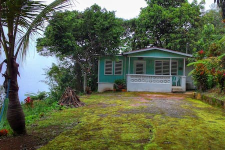 Caribbean Sea View Mountain House! - Ponce