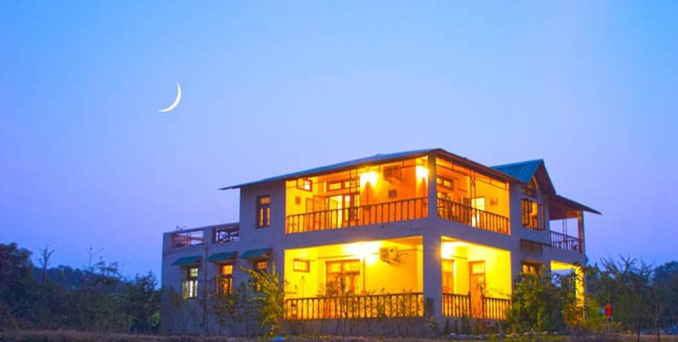 The Ranger's Lodge, Corbett Tiger Reserve - Ramnagar