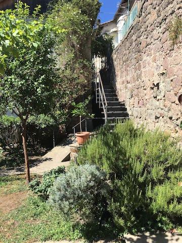 Garden 2db bd medieval Lazio/Umbria