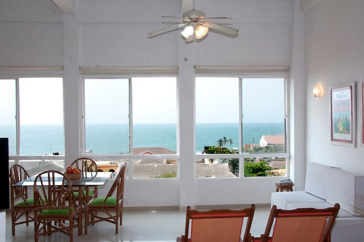 Breathtaking view. - Cartagena - Loft