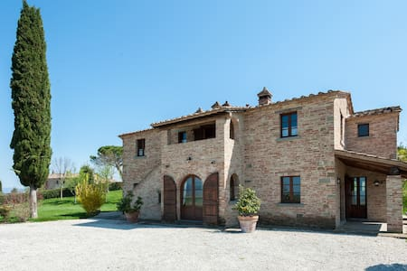 Luxury villa near Cortona - 科爾托納 - 獨棟