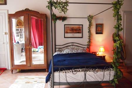 Grand appartement avec jardin - Sierck-les-Bains - Lägenhet