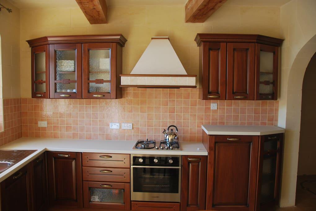 Pawlu Kitchen