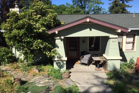 comfortable california bungalow - Penngrove - House