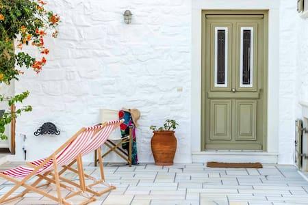 Paros - Santa Maria,  Summer House - Santa Maria