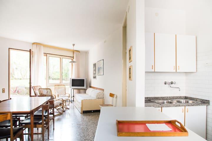 Summer House with Garden - Lignano Sabbiadoro - Apartment