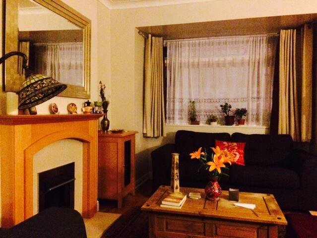 En-suite Double room near Stratford & Excel