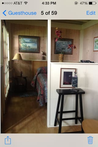 Private Cottage in tropical setting - Captain Cook - Maison