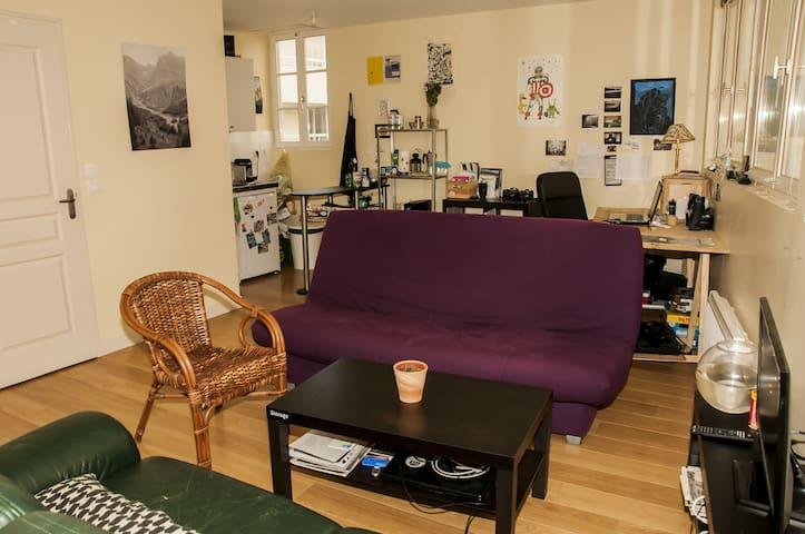 Appartement 38 m2 proche centre ville - Rennes - Huoneisto