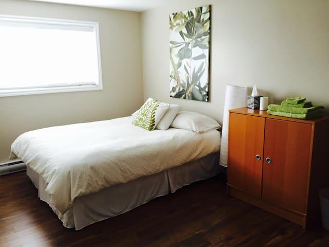 Three Bedroom-Private Entry Suite - Saanichton - Haus