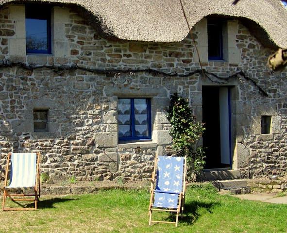 Entre terre et mer, Morbihan - Plougoumelen - House