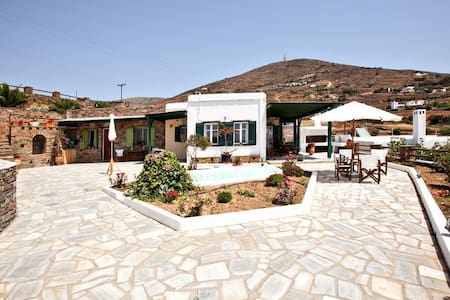 Comfortable house in Tinos - Tinos