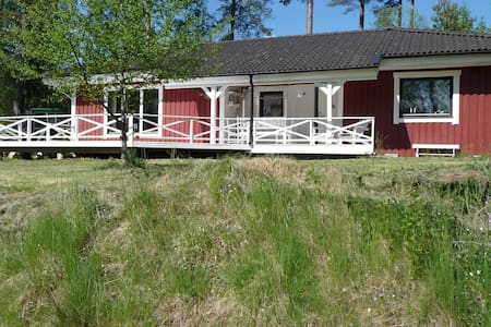 Beautiful house close to lake  - Vägla - House