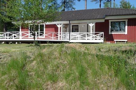 Beautiful house close to lake