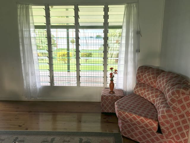 Check out the ocean views from the front window.