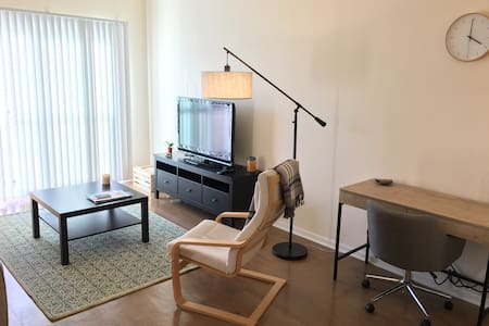NuLu apartment close to galleries, shops & dining - Louisville