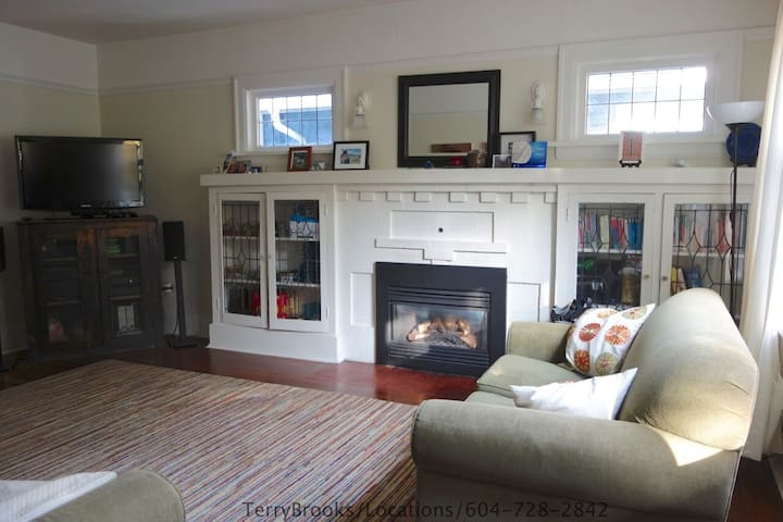 Character home in central location - Vancouver - Ev