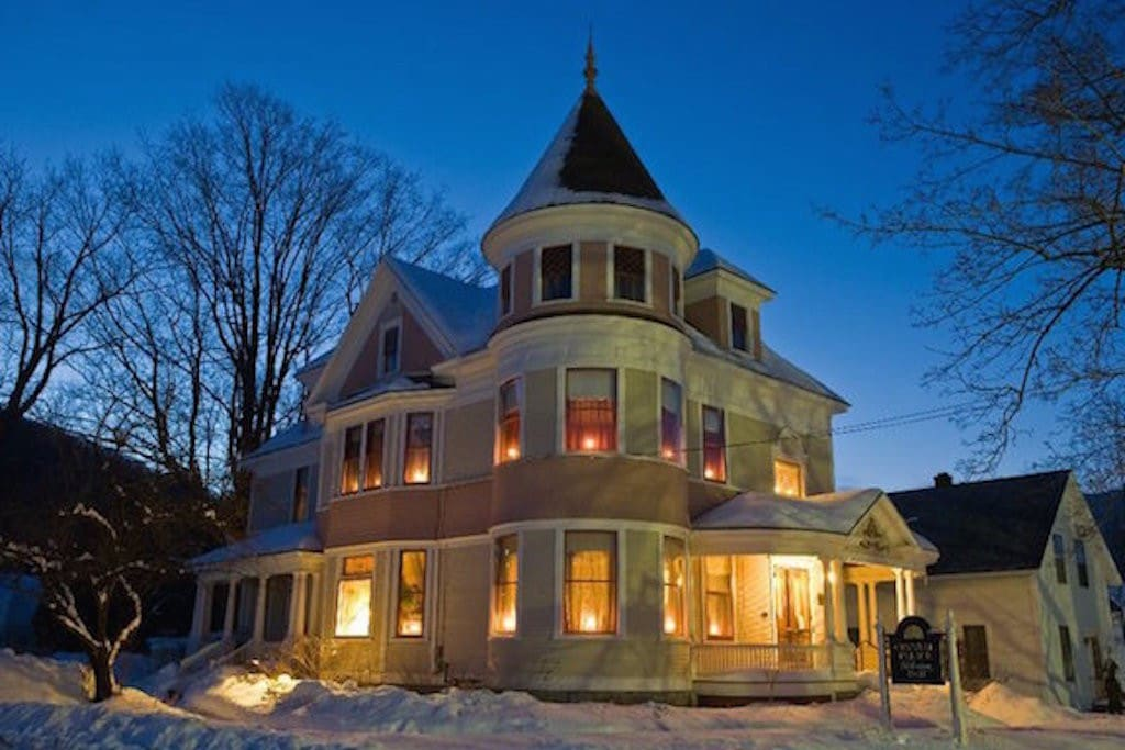 The Lawrence House Victorian B&B