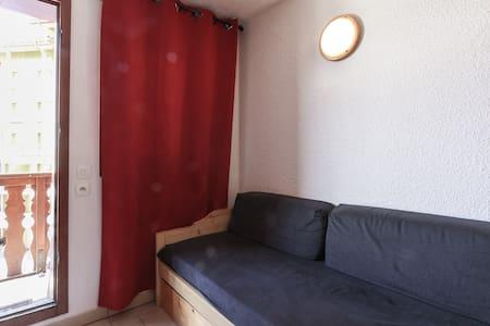 Studio cabine Val Claret - Apartment