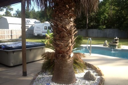 Beautiful Tranquil Home Near Beach - Milton