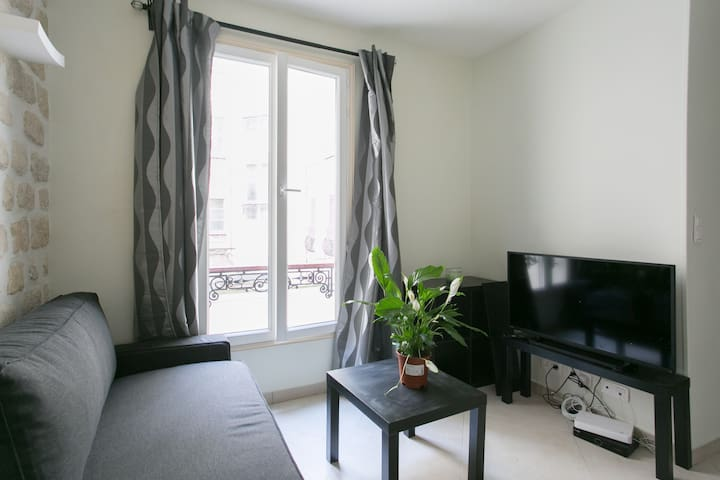 Champs de mars - gros caillou - Paris - Appartement