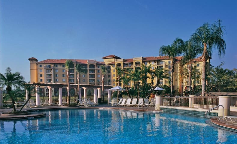 Wyndham Resort on Disney World Resort 2BR/2BA - Orlando - Pis