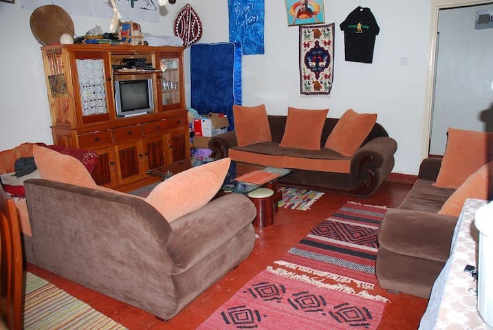 Apartment in Ngong Hills, Nairobi - Nairobi - Apartment