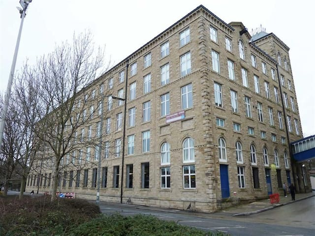 Glista Mill Skipton - central location - Skipton - Wohnung