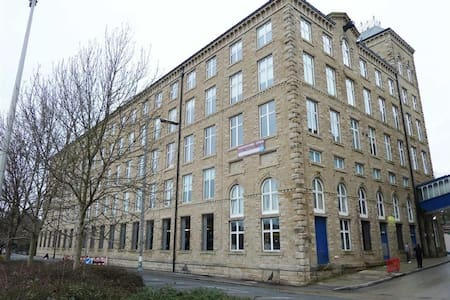 Glista Mill Skipton - central location - Skipton - Apartment