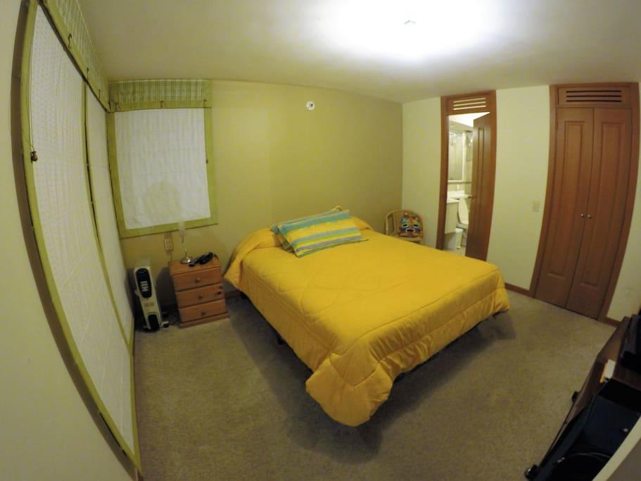 Dormitorio Quito ~ Dormitorio master en apartamento Flats for Rent in Quito, Pichincha, Ecuador